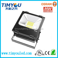 Flood Lights Item Type and Aluminum Alloy Lamp Body Material 100W led flood light