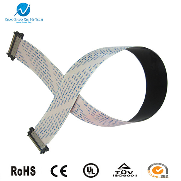 40pin To 30pin Cable Assembly Ipex Lvds ffc Cable Led To Lcd