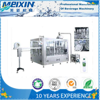 Beverage Filling Machinery Juice Filling Machine