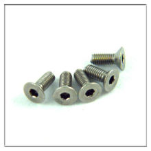 All kinds of head type of titanium screw