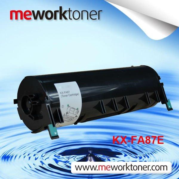 new best compatible toner cartridge for panasonic KX-FA87E kx fa87e