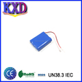 Rechargeable lithium ion battery sizes 12v li ion 2ah battery