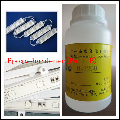 China supplier Epoxy hardener for Transparent insulation glue