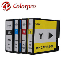 Compatible for Canon MAXIFY iB4060 printer PGI2600 compatible ink cartridge for MB5060
