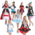 Walson Ladies Halloween party Sexy Woman Uniform Fancy Dress Costume Party Outfit