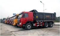 dump truck tipper for sales used dongfeng 7.5 tonne maimi and price