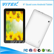 Hot RockChip RK3188 Cortex A9 Quad-core 9 inch Android Tablet PC