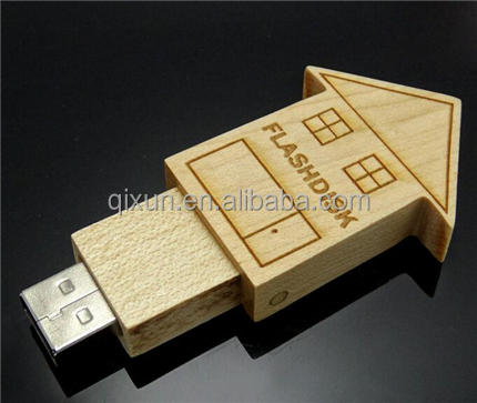 paypal accept 128mb 256mb 512mb 1gb 2gb 4gb 8gb 16gb 32gb 64gb house shape bulk wooden usb flash drive
