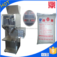 customized 25kg standard maize/rice bag packing machine for dry fruit