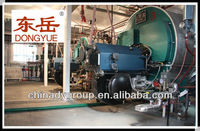 hot types!!Industrial natural oil(gas)fired combination boiler system(Dongyue)