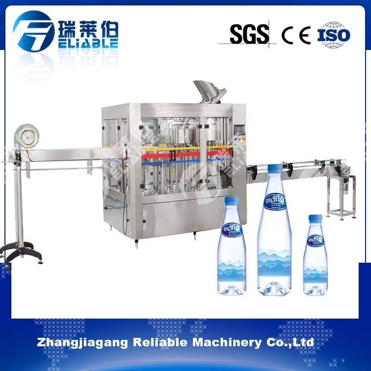 Food Grade Drinking Water / Spring Water Bottling Equipment Plant Prices For Sale