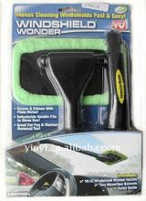 plastic car window cleaner/windshield brush