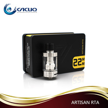 Wholesale from biggest distributor in china Tank 3ml Envii Artisan RTA Atomizer e cigarettes for sale