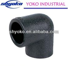 2014 factory price high quality PE pipe fitting Plastic Tubes hyundai heavy industries