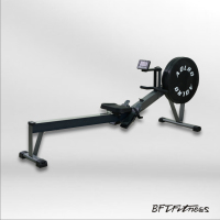 Crossfit rower, techno rower with concept 2 rowing machine