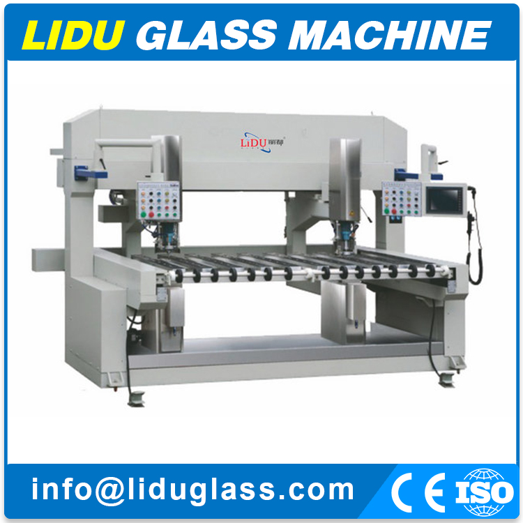 Automatic Control Flat Glass Hole Portable Glass Drilling Machine