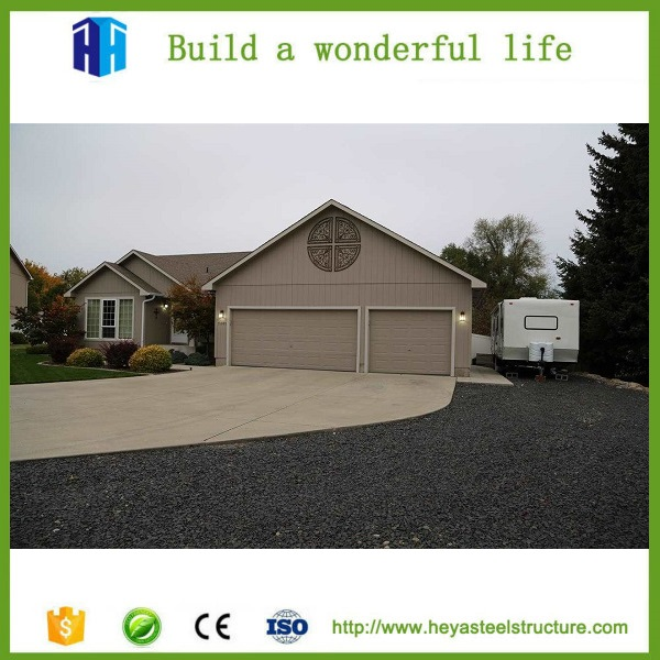 HEYA prefabricated foldable garage container carport with lower building cost