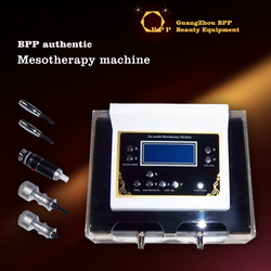 4 in 1 Needle Free Facial Care Microneedle Mesotherapy Portable Machine