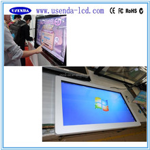 42 46 55 65 inch intel i3 i5 i7 computer all in one touch screen pc white