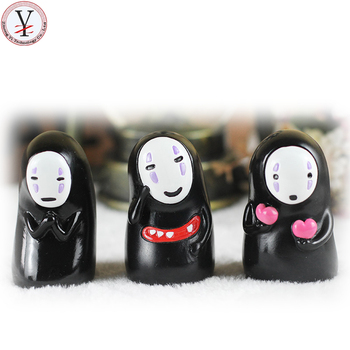 Factory Custom made best car decoration gift polyresin resin anime toys
