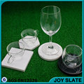 stone tea marble coaster set