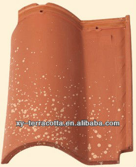 Waterproof spanish roof tiles