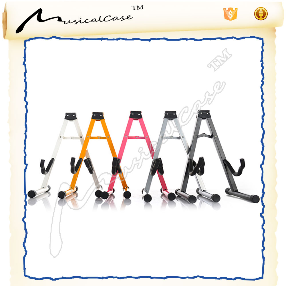 Professional Folding Popular A Frame shenzhen best acoustic guitar stand