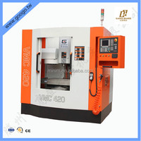 for education or training 3 axis low cost cnc milling machine