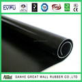 Black NBR rubber sheet 3-20 Mpa good quality SBR/EPDM/NBR/CR Rubber Sheet