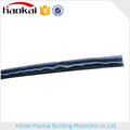 All types nylon self adhesive wood window/door fin weather strip