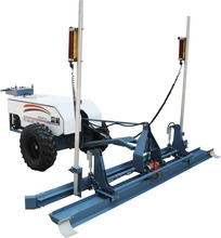 High efficiency automatical concrete screeding machine, three systems the same as Semero