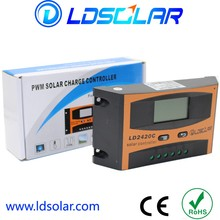 10A solar charge controller for solar system with power 120W to 240W