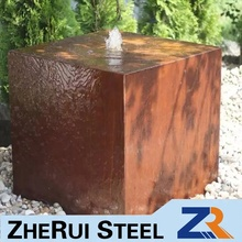 high quality EN S355J2WP Atmosphere Corten-Corrosion Resistance Steel supplier