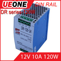 Ueone 120w 12v Din Rail switching power supply DR-120-12