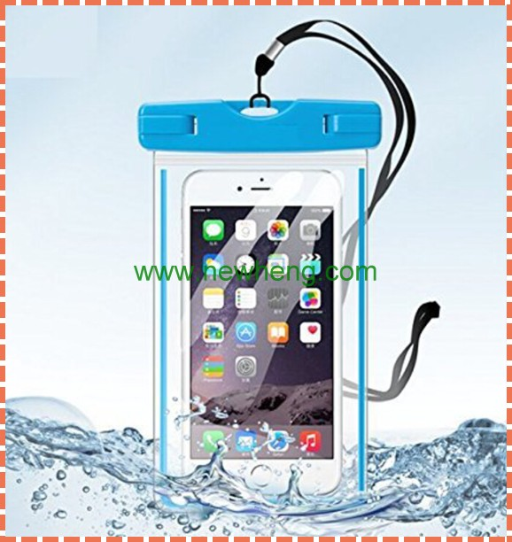 High Quality Waterproof Phone Bag Dry Cell Phone Bags For Iphone 6