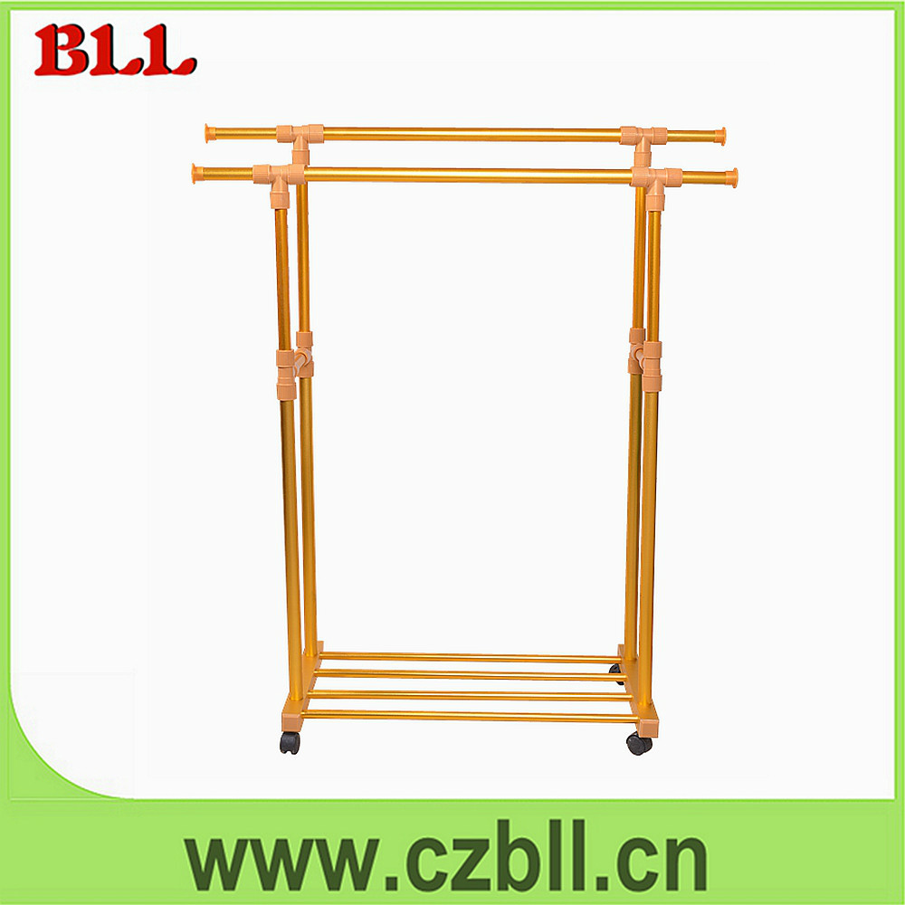 Supplier Folding/foldable Wall Mount Clothes Drying Rack Galvanized Steel Foldable Laundry Hanger/rotary Dryer,
