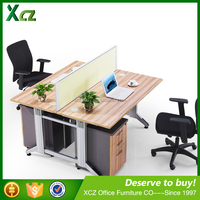 Modern cubicle office partition/ modular office workstation