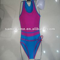 girl's fashion swimwear