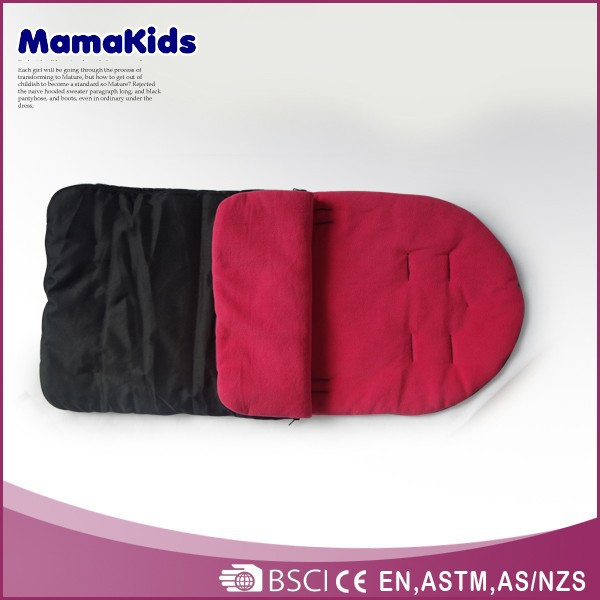 Europe style baby sleeping bag for baby stroller
