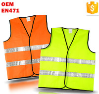 Safety Vest Reflective Vest Working Clothes Provides High Visibility Day& Night For Running Warning Safety Vest