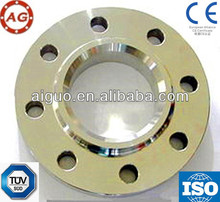 Carbon steel slip on flange ansi #150 rf