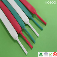 UL 600V Insulation Sleeving Type Heat Shrink Tube for dubai wholesale market
