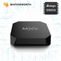 Hot selling OEM/ODM S905X 1GB/8GB 4K KODI Android Smart TV Box