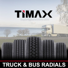 Timax Brand Truck Tire made in China