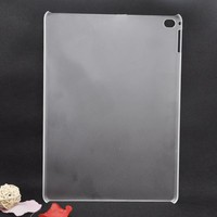 Crystal & OEM design PC back cover for Ipad 6