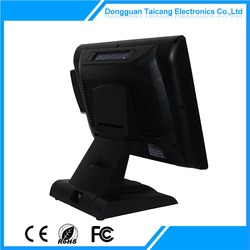 CE ROHS FCC Certificates All In One Pos Machine
