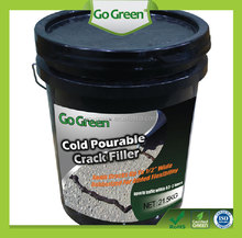 Cold pourable crack filler / cracks sealant / crack repair