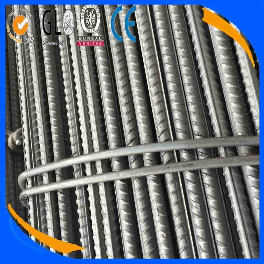 Deformed steel rebar price/iron rods for construction/concrete/building Steel manufacturer