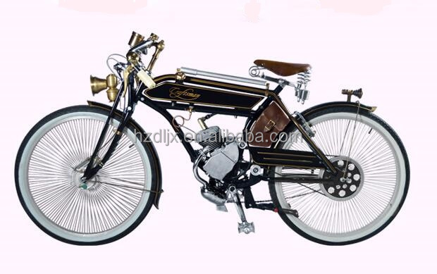 Vintage Style Craftsman Gasoline Bike Chopper Bike