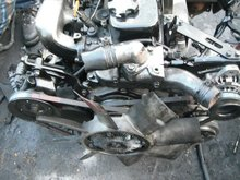 Used QD32 Engine for Nissan